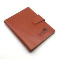 Gebundene Notebook / Büro Notebook / PU Leder Journal Notebook