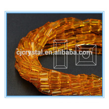 glass rectangle beads in bulk glass beads china