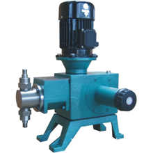 Chemical Plunger Metering Pump