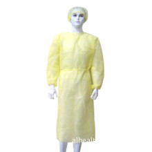 PP+PE Surgical Gown, Medical Gown, Nonwoven Doctor Gown