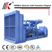 3 MW DIESEL GENERATOR CUM GENSET 2200KVA DREI-PAHSE MOTOR DYNAMO PREIS