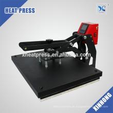 Bester Verkauf Sublimation Flachbett Hemd Hitze Presse Druckmaschine HP3804B