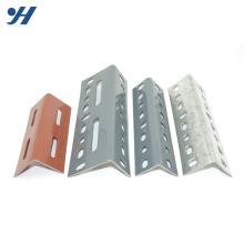 Barre d'angle en acier au carbone gi de résistance à la corrosion