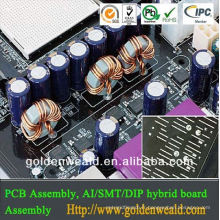 Assemblée d'usine d'Assemblée d'Assemblée de carte PCB de carte PCB d'OEM Conseil PCB Mnufacturer
