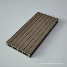 Panneau de plancher creux creux et rainurés Panneau WPC
