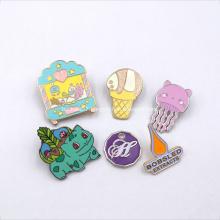 Wholesale Custom Soft Enamel Cartoon Lapel Pins