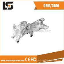 2017 piezas de fundición a presión de aluminio para la tapa de la máquina con el precio más bajo