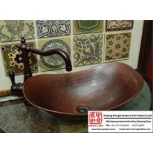 Bronze Bathroom Washstand