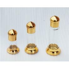 Bouteille de parfum en métal vide en gros pour le paquet cosmétique (MPB-03)