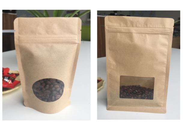 Custom Printed Torkad Food Packaging Bag