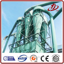 Colector de polvo ciclónico industrial
