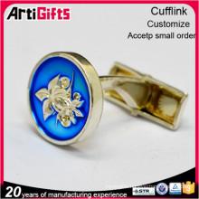 Made in china custom designer cufflink