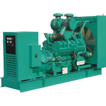 25-1500kVA Open Type Cummins Diesel Genset with ATS