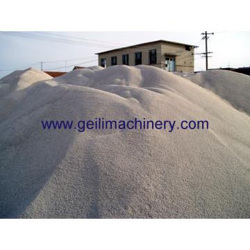 Chine Sable de quartz prix bas / sable de silice réfractaire