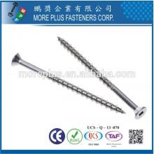 Made in Taiwan Spanplatten Hersteller Spezielle Tubular Spanplatte Schraube