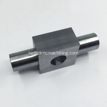 Custom Machining Mild Steel Block
