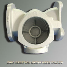 Caja de la bomba de flujo A356 Aluminium Gravity Casting