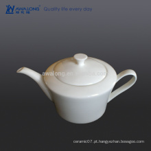 Puro, branca, chá, pote, árabe, estilo, osso, china, bebida, pote