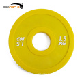 High Quality Rubber Bumper Plates Training Rubber Weight Plate