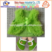 New Style Fancy Polyster newborn baby winter clothing