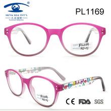 2015 New Design Fashion Plastic Optical Glass (PL1169)