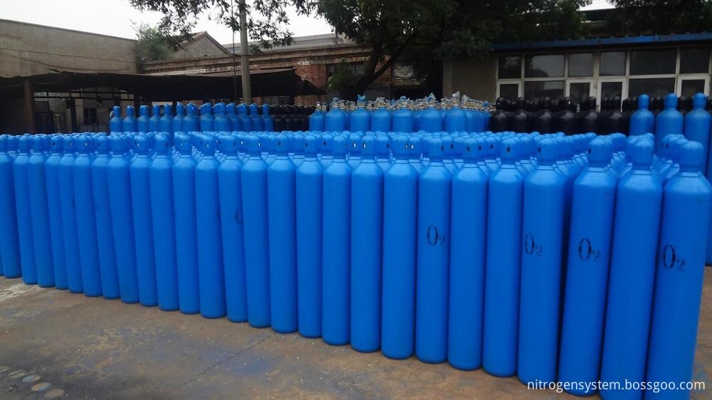 40 Liter Oxygen Cylinder