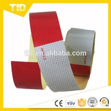 dot c2 weiß 6 '' und rot 6 '' Reflective Tape, hohe Intensität