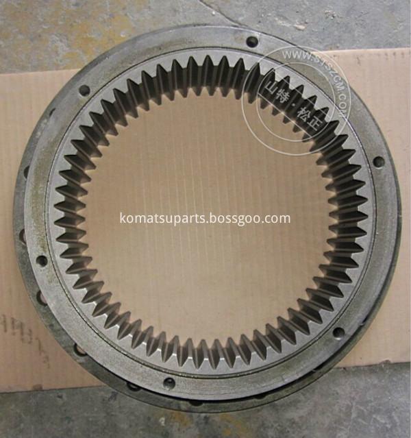 Komatsu swing circle bearing
