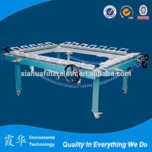 Máquina de impressão de tela de seda 90t-48 poliéster
