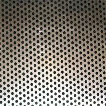 Metal perforado para techos