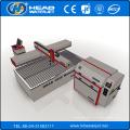 Zum Schneiden von Verbundwerkstoff 1500 * 3000mm durch CNC Hochdruck