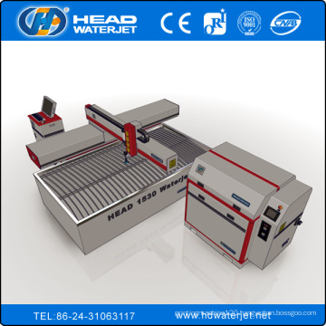 for cutting composite material 1500*3000mm by CNC high pressure