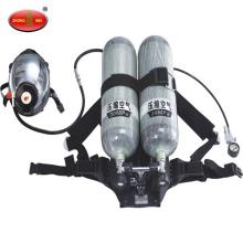 Aparelho respiratório autônomo SCBA 6.8L