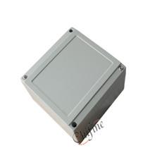Plástico transparente cajas almacenamiento gabinete eléctrico impermeable plástico
