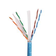 Câble réseau UTP CAT6 de 1000 pieds fabriqué en Chine