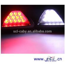 Luz trasera de motocicleta SCL-2014060180 con luces de motocicleta led de colores