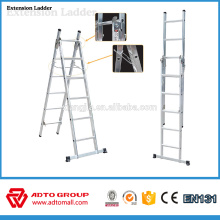 Aluminum extension ladder,aluminum folding ladder,6m aluminum extension ladders