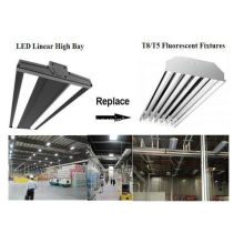 200W 2FT Long Low Bay Warehouse Lighting