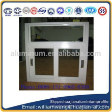 China high quality and lowest price aluminium profile for sliding windows