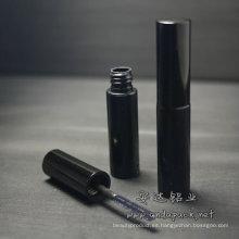 Botella cosmética tubo de rimel negro mini