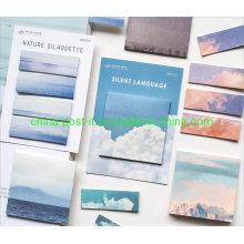 Natural Sky Photo Sticky Notes Books