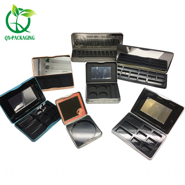 cosmetics ackaging tin box
