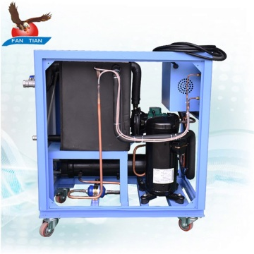 Industrial+water+chiller+unit+cooled+system+design