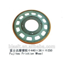 Escalator Friction Wheel for Escalator Parts