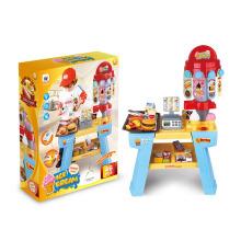 Imitent les jouets Ensemble de jouets alimentaires avec lumière (H0844049)