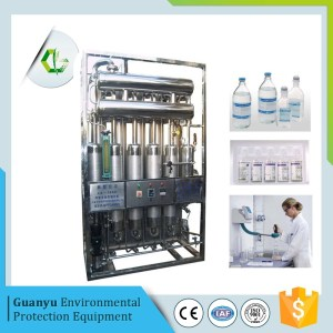 Multi-effect Water Distiller for Injection