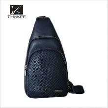 Personalizado à prova d 'água camo nylon unisex elegante mochila sling peito bag