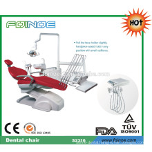Model : S2316 CE & FDA Approved dental chairs unit price