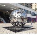 abstract steel sculpture customized sculpture art craft