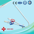 Medical disposable silicone foley catheter